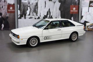 Audi Quattro – 1983