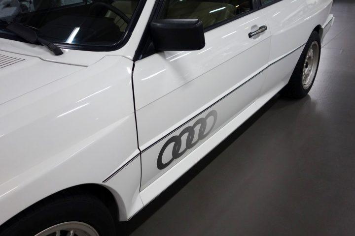 Audi Quattro - 1983