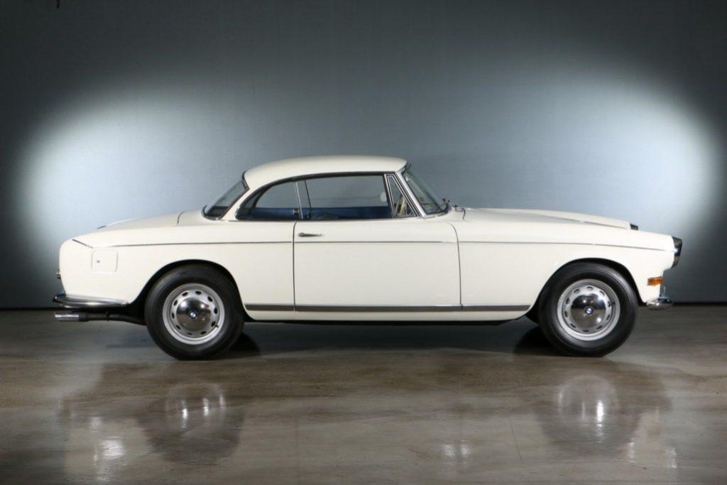 Bmw 503 Coupe Ghia Aigle 1956