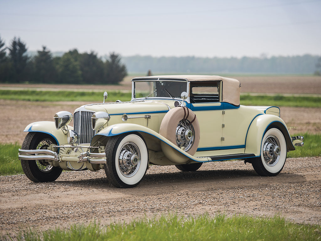 Cord L29 Cabriolet – 1930