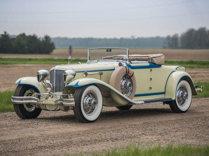 Cord L29 Cabriolet - 1930