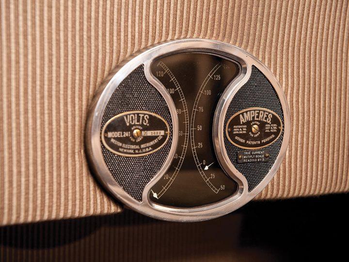 Detroit Electric Brougham - 1920