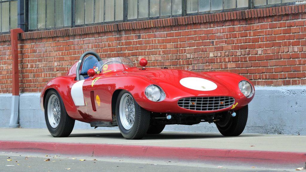 Ferrari 750 Monza – 1954
