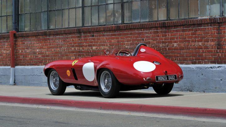 Ferrari 750 Monza - 1954