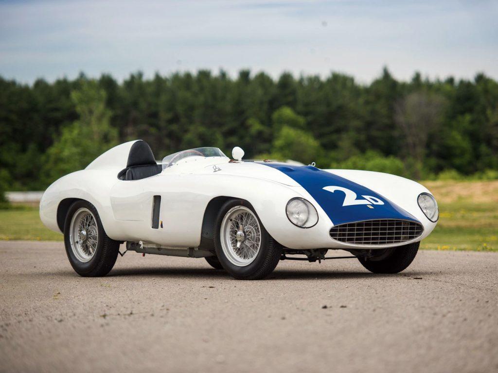 Ferrari 750 Monza – 1955
