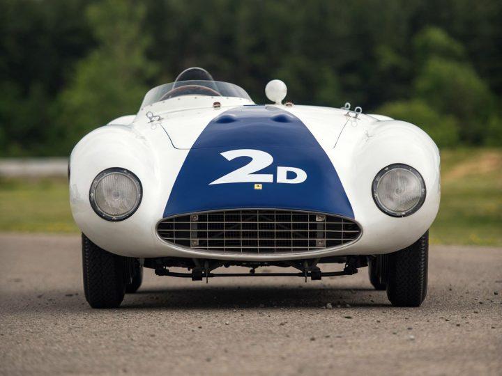 Ferrari 750 Monza - 1955