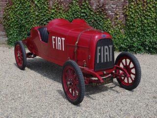 Fiat 501 Biposto Corsa – 1924