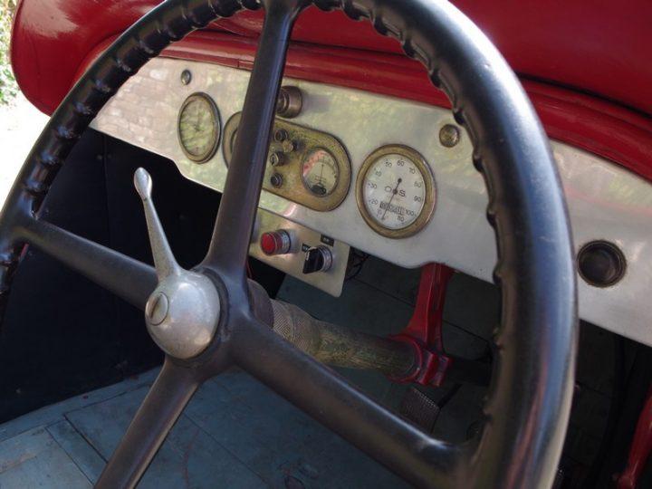 Fiat 510 Biposto Corsa - 1924