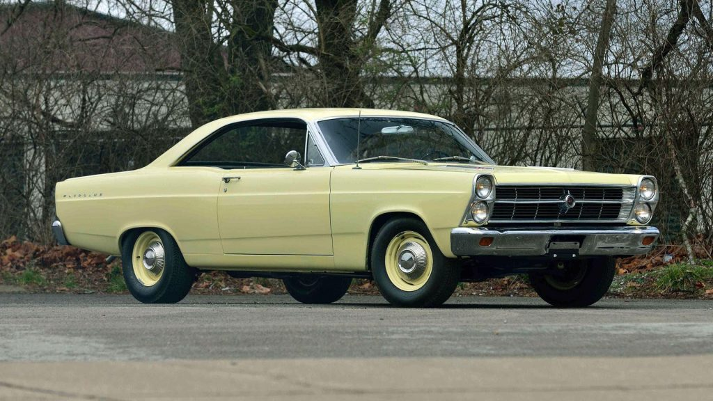 Ford Fairlane GTA - 1966
