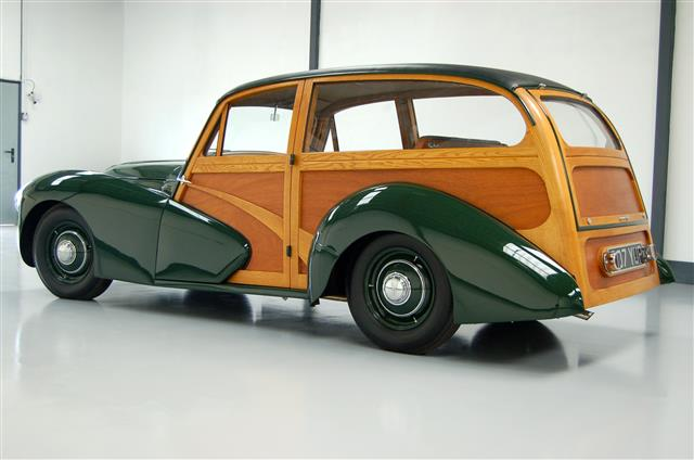 Healey Elliott Woodie Estate - 1948