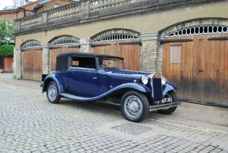 Lancia Astura Type 230 Series 2 – 1939