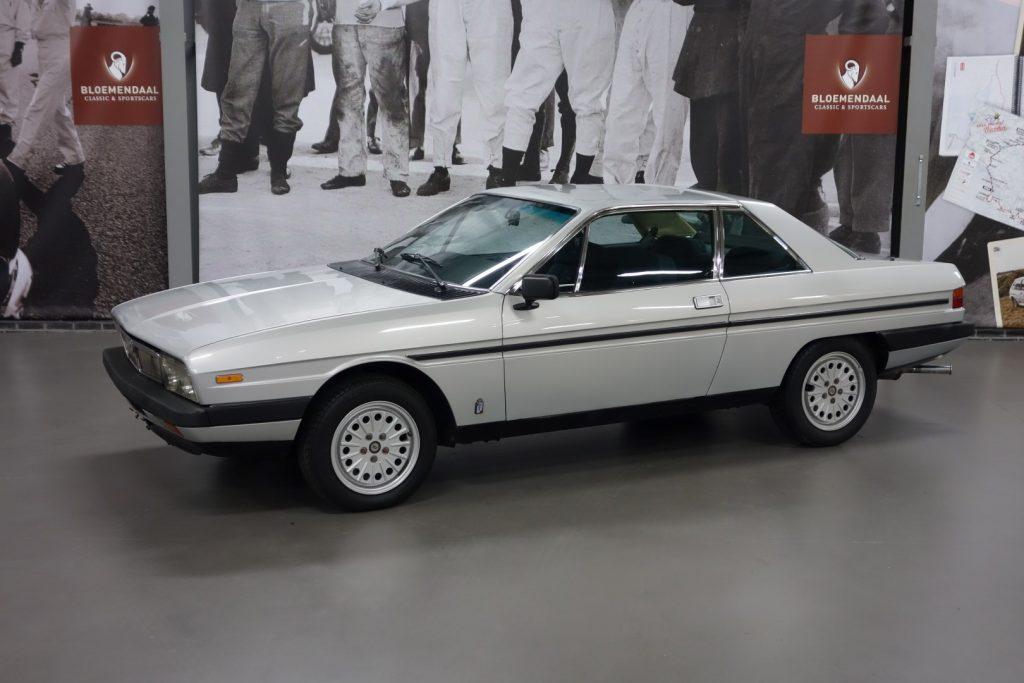 Lancia Gamma Coupe 2500 I.E. - 1982