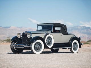Lincoln Model L Convertible Roadster – 1930