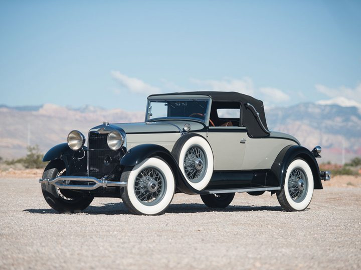 Lincoln Model L Convertible Roadster - 1930