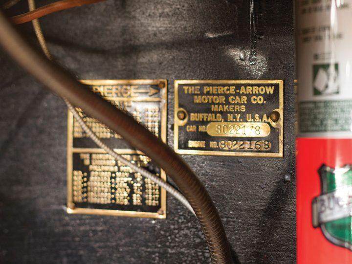 Pierce Arrow Model 80 Four Passenger Touring - 1927
