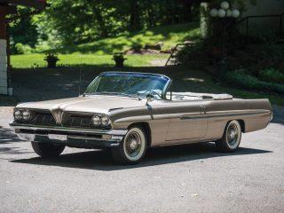 Pontiac Catalina Convertible – 1961
