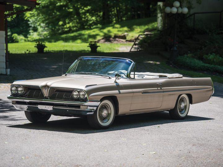Pontiac Catalina Convertible - 1961