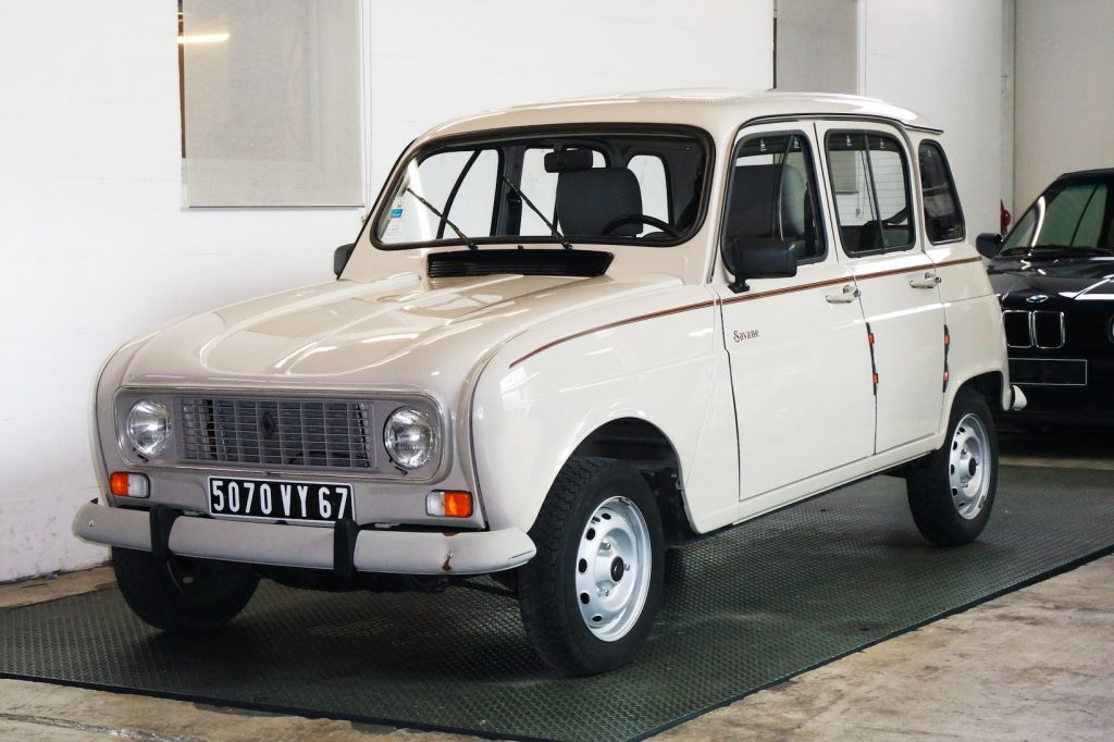 Renault R4 TL Savane – 1986