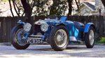 Riley Nine Brooklands Roadster – 1931