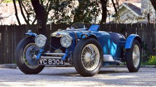 Riley Nine Brooklands Roadster – 1931