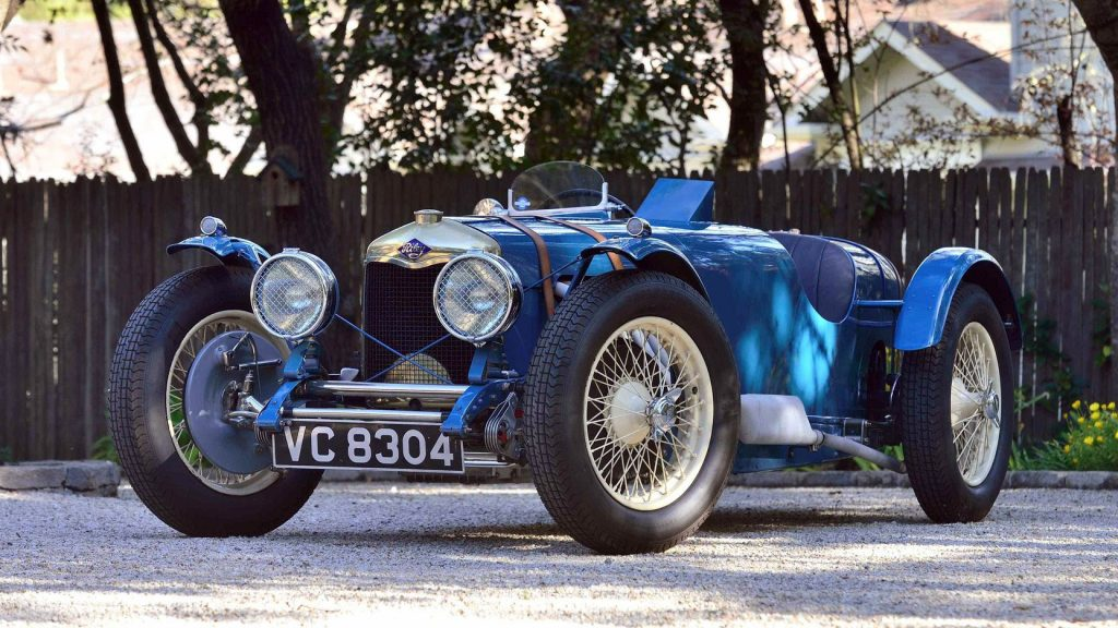 Riley Nine Brooklands Roadster - 1931