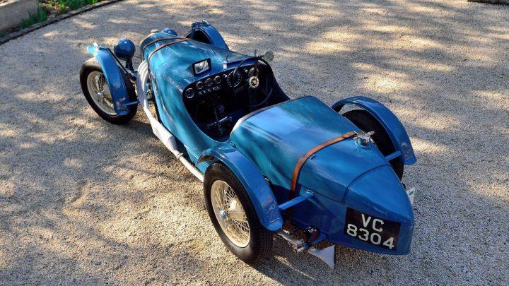 Riley Nine Brooklands Roadster - 1931