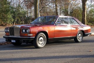 Rolls Royce Camarque – 1980
