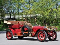 Rolls Royce Silver Ghost Tourer by Wilkinson