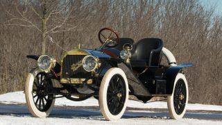 Stoddard-Dayton Model K Runabout – 1907