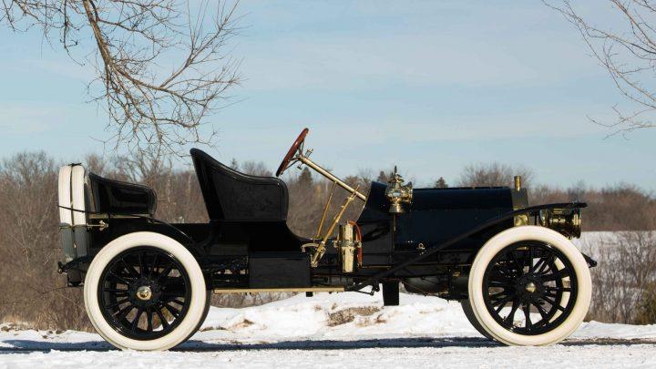Stoddard-Dayton Model K Runabout - 1907