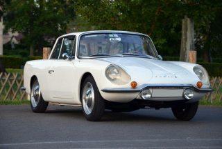 Alpine A108 Coupe 2+2 – 1961