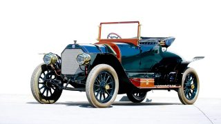 Isotta Fraschini Tipo PM Roadster – 1911