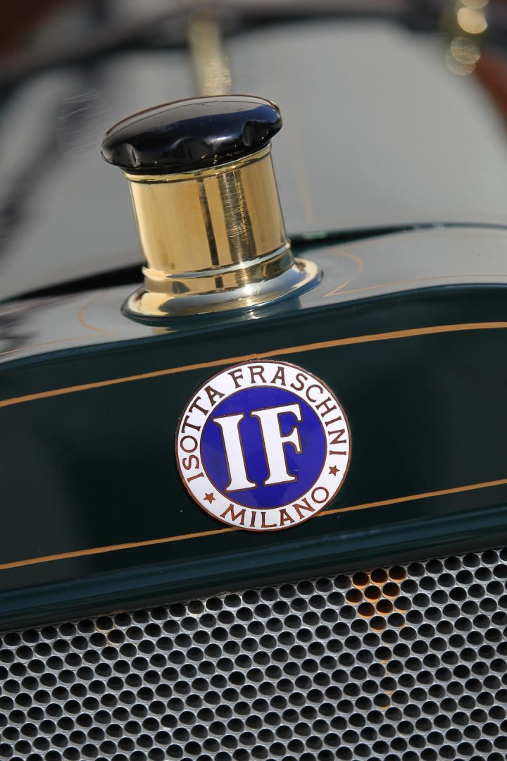 Isotta Fraschini Tipo PM Roadster - 1911