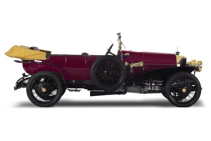 Abadal 18-24 HP Torpedo - 1914