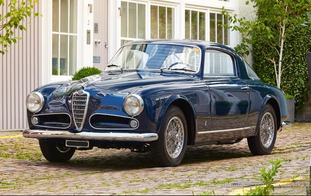 Alfa Romeo 1900C Coupe – 1954