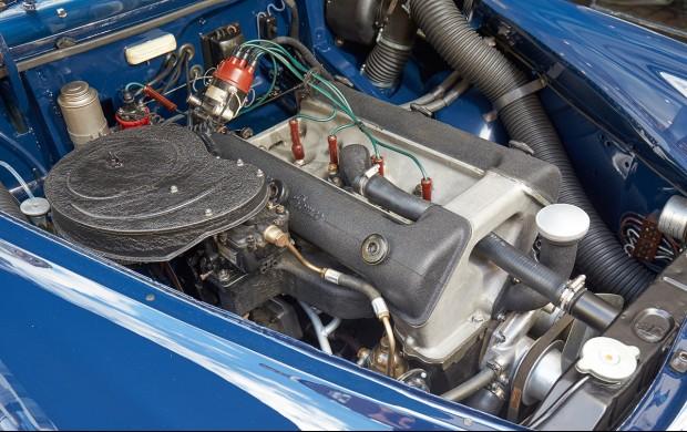 Alfa Romeo 1900C Coupe - 1954