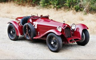 Alfa Romeo 8C 2300 Monza – 1933