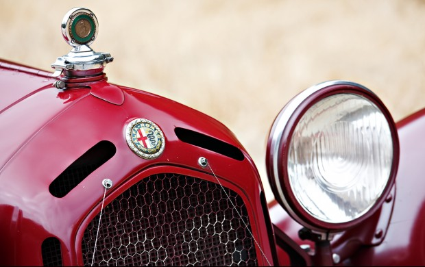 Alfa Romeo 8C 2300 Monza - 1933