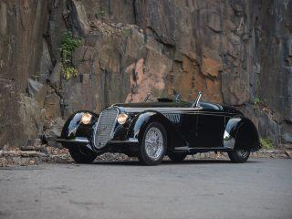 Alfa Romeo 8C 2900B Lungo Spider – 1939