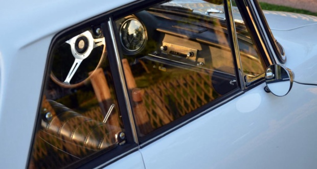 Alpine A108 Coupe 2+2 - 1961