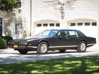 Aston Martin Lagonda Series III – 1985