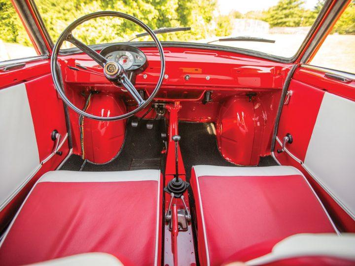 Autobianchi Bianchina Trasformabile I Serie - 1958 15