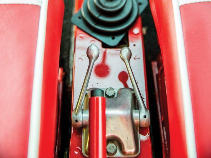 Autobianchi Bianchina Trasformabile I Serie - 1958 18