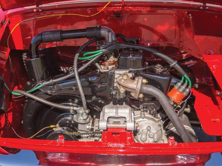 Autobianchi Bianchina Trasformabile I Serie - 1958 22