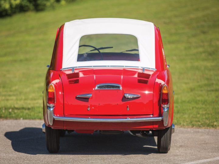 Autobianchi Bianchina Trasformabile I Serie - 1958