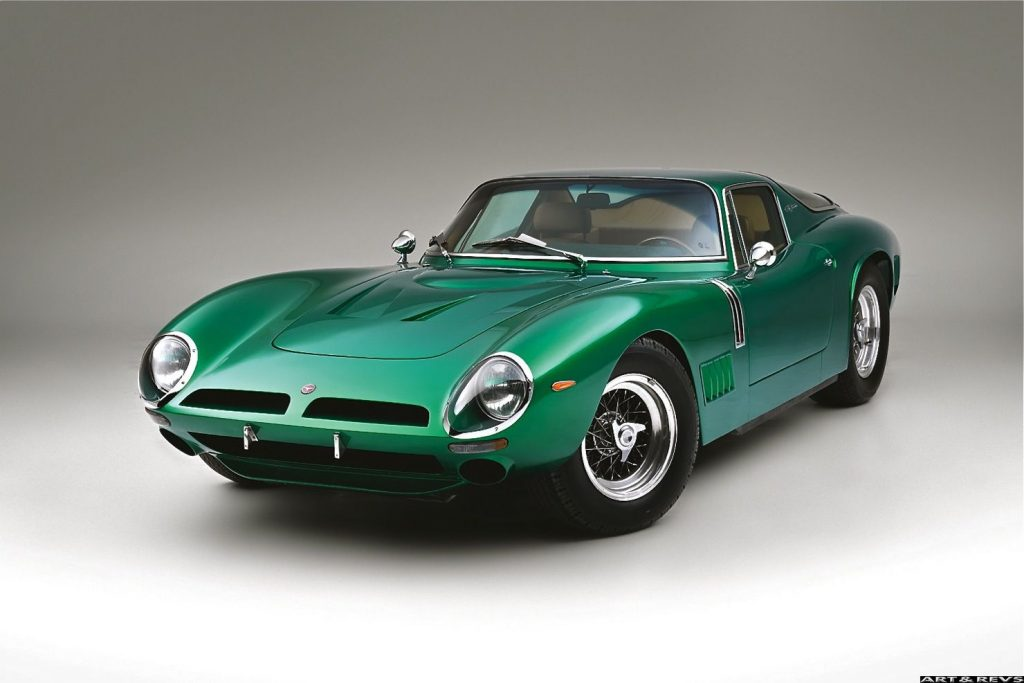 Bizzarrini 5300 GT Strada – 1967