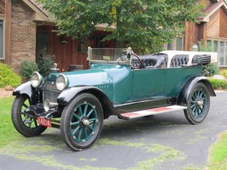 Chalmers Model 24 Touring – 1914