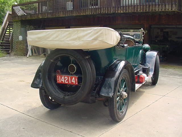 Chalmers Model 24 Touring - 1914