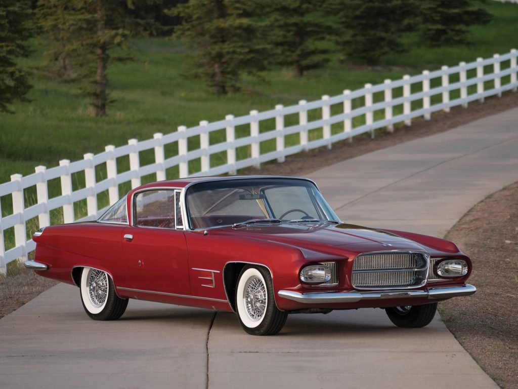Chrysler Ghia L6.4 Coupe - 1962
