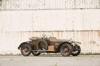 Delage 16 hp Type AK5 – 1914